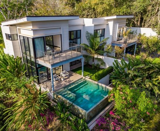 ocean view villa costa rica