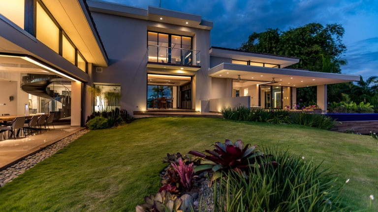 sierra collection luxury home