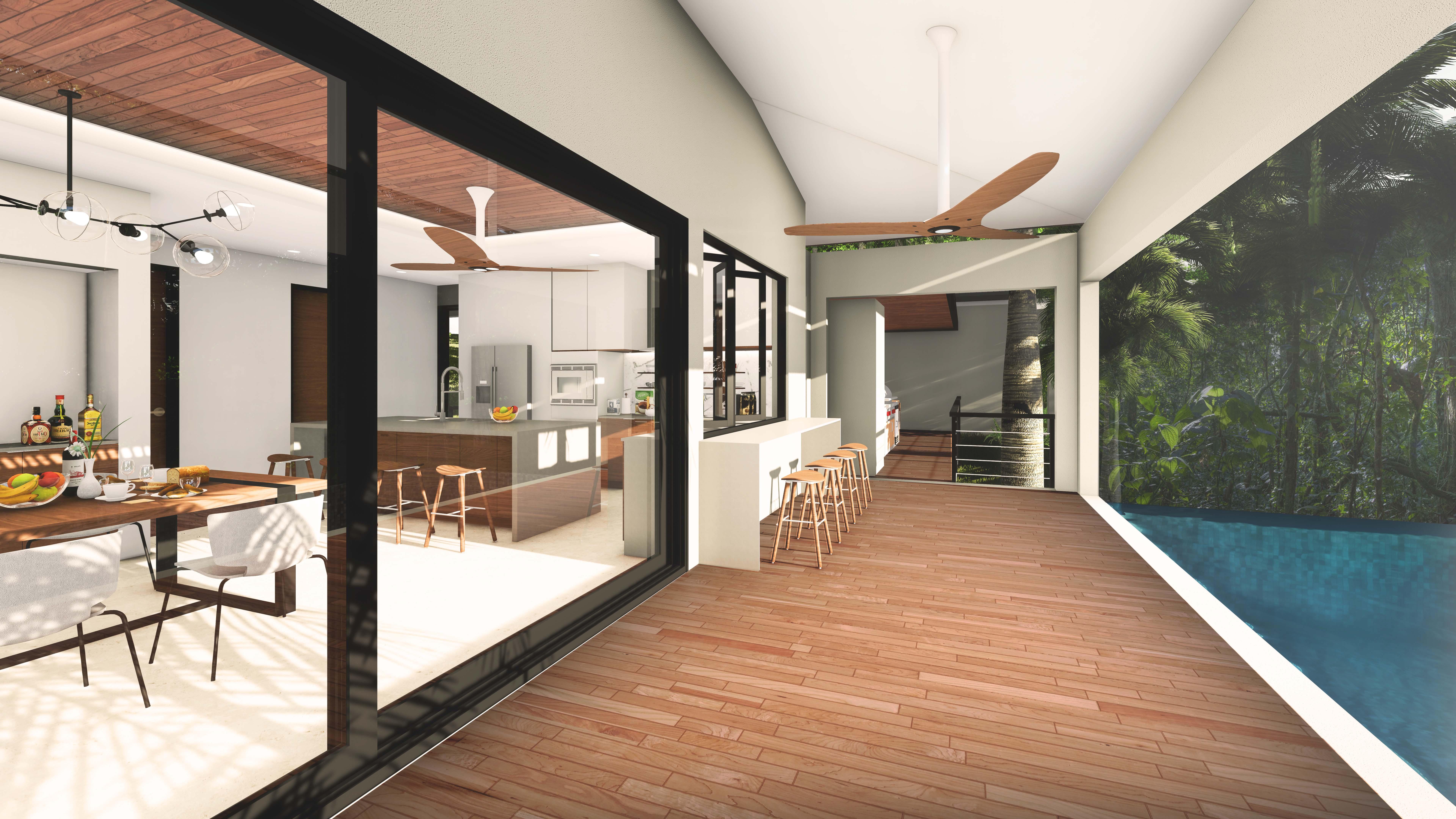 terrace house costa rica