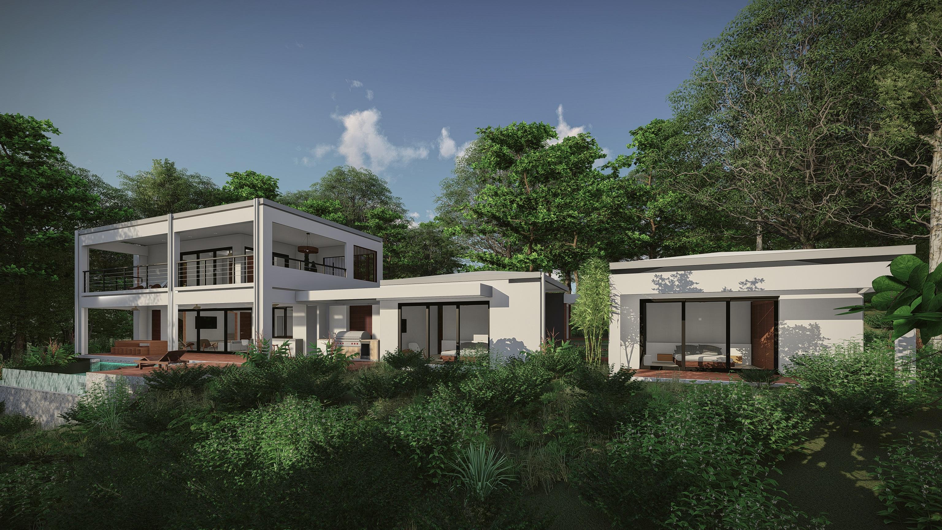 axiom costarica dulce pacifico model home development for sale uvita