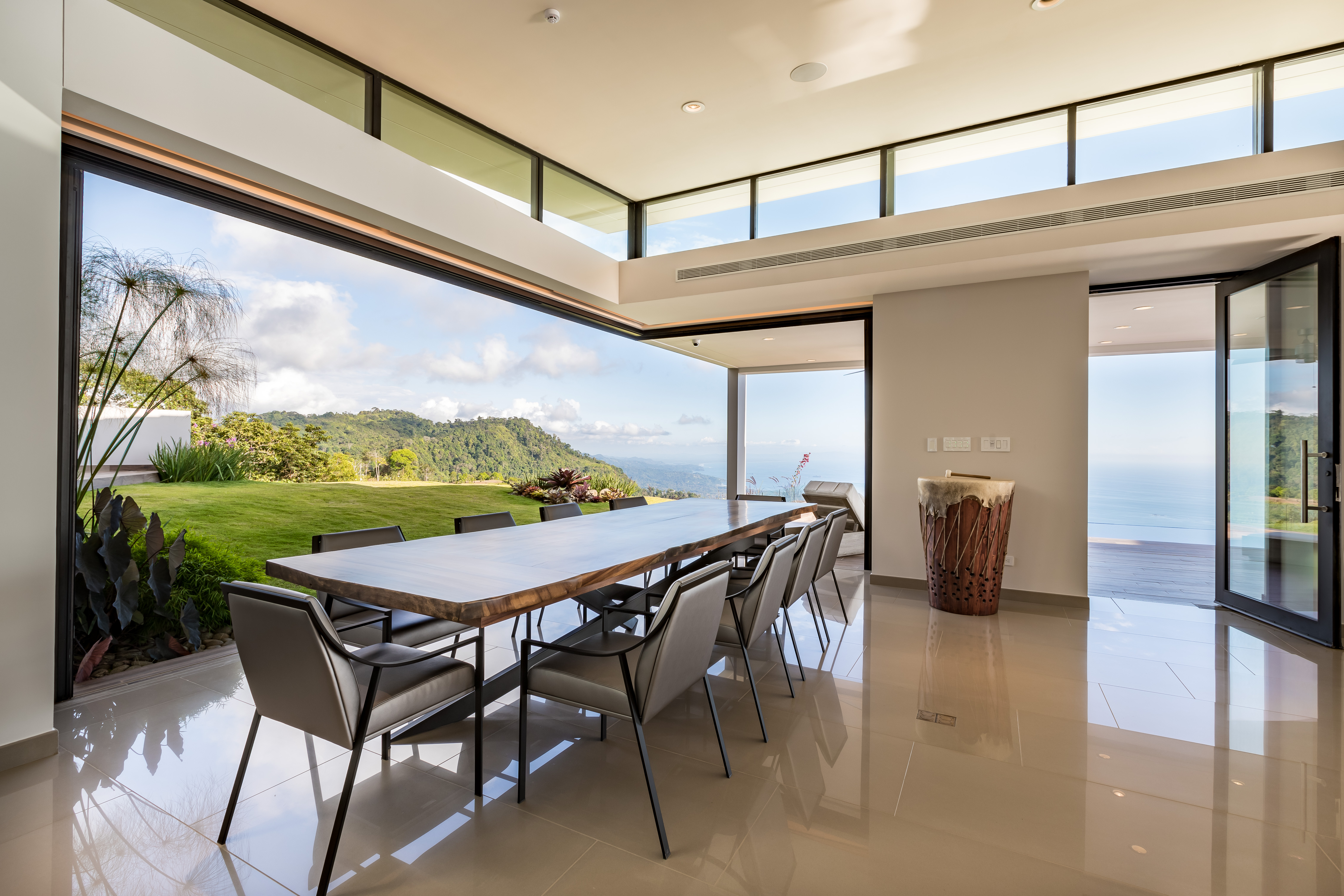 luxury mountain top home sierra collection dominical costa rica