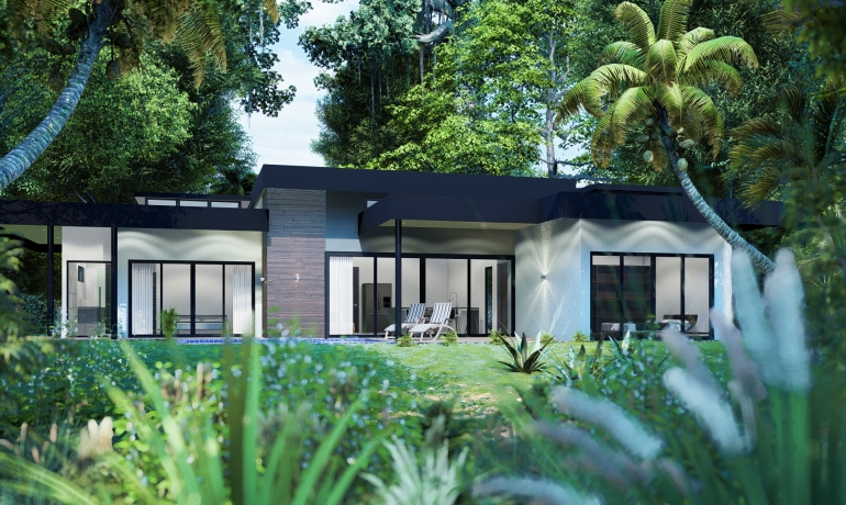 Tangara House, Dulce Pacífico